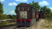 Toby CGI face