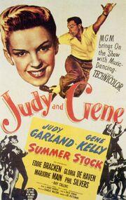 1950 - Summer Stock Movie Poster