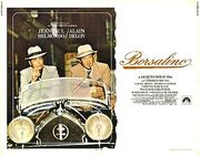 1970 - Borsalino Movie Poster 2
