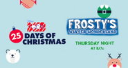 Disney XD Toons 25 Days of Christmas Frostys Winter Wonderland Promo 2019