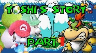 Epic Mario Bros.- Yoshi's Story (Part 1 4)