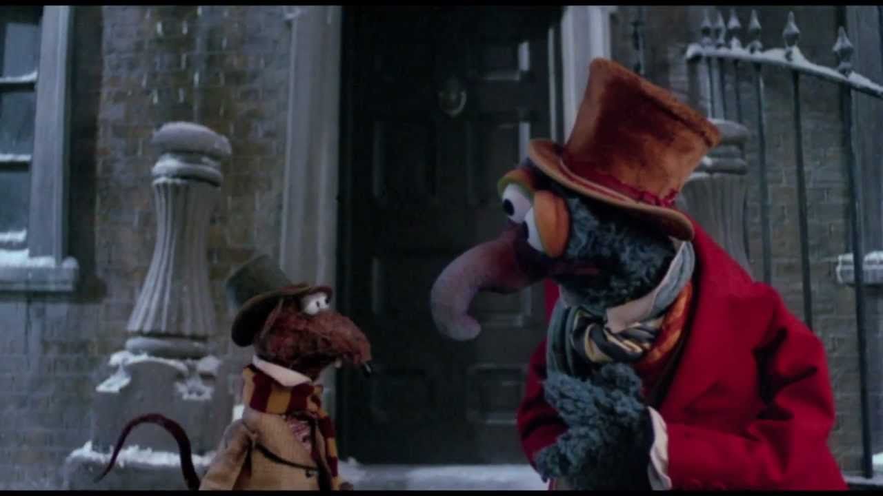gonzo and rizzo from the muppet christmas carol trailerjpeg - Muppets Christmas Carol Youtube