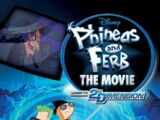 Opening to Phineas and Ferb The Movie: Across the Second Dimension 2011 Theatre (Regal)