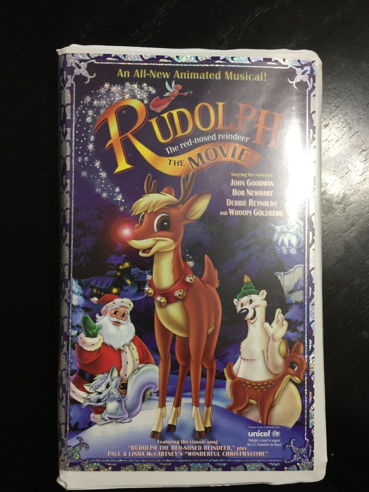 opening to rudolph the red