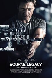 2012 - The Bourne Legacy Movie Poster -2