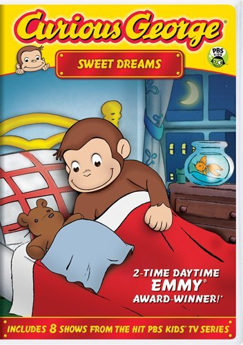 Opening To Curious George Sweet Dreams 2003 Vhs Fake Version