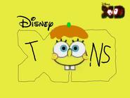 Disney XD Toons Spongebob Squarepants Halloween 2017 UK