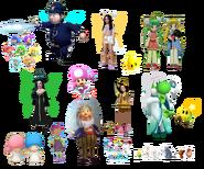 Fairies collection