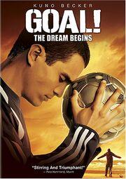 Goal DVD cover 2006