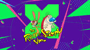 Disney XD Toons The Ren And Stimpy Show Bumper 2017