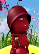Doc the Red-Ant Soldier (Maya the Bee)