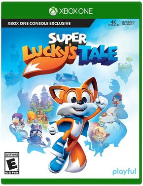 Super Lucky s Tale (2017 Game)  c6ac1df37