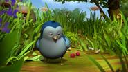 Baby Blue-Bird (Maya)
