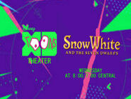 Disney XD Toons Theater Snow White And The Seven Dwarfs Promo 2017