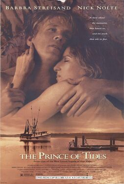 The Prince Of Tides (1991) Poster
