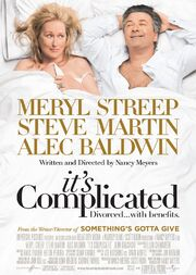 2009 - It's Complicated Movie Poster