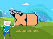 Disney XD Toons Adventure Time Bumper 2009