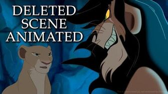 """THE LION KING 20th Anniversary Tribute """"The Madness of King Scar"""""""