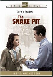 1948 - The Snake Pit DVD Cover (2004 Fox Studio Classics)
