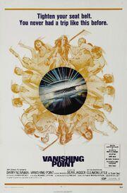1971 - Vanishing Point Movie Poster