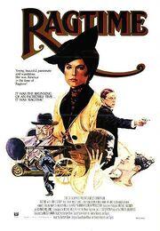 1981 - Ragtime Movie Poster 2