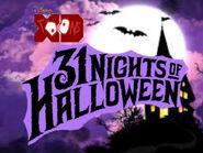 Disney XD Toons 31 Nights Of Halloween 2018