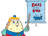 Mrs. Puff (Character)