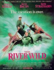 1994 - The River Wild Movie Poster