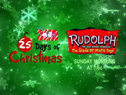 Disney XD Toons 25 Days Of Christmas Rudolph The Red Nosed Reindeer The Island Of Misfit Toys Promo 2018