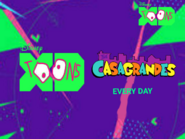 Disney XD Toons The Casagrandes Promo Every Day UK 2019