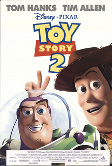 Toy Story 2 (1999) Poster