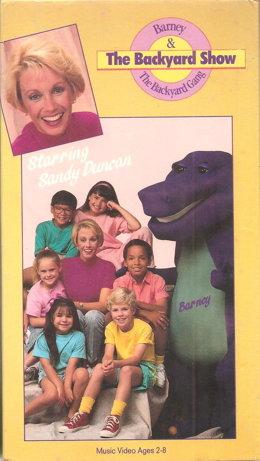Barney And The Backyard Gang Where Are They Now | Homideal