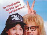 Opening to Wayne's World 2 1993 Theater (Regal Cinemas)