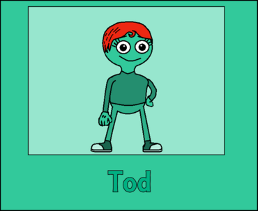 12) Todd (Blue-Heax tint Jay)
