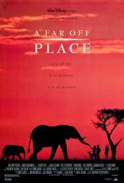 1993 - A Far Off Place Movie Poster