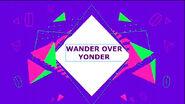 Disney XD Toons Wander Over Yonder Bumper 2015
