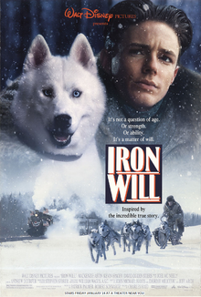 Iron Will (1994) Poster