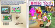 New Hello yoshi DVD