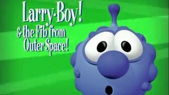 Opening to VeggieTales Larry-Boy! & the Fib from Outer Space! 2004 DVD-0