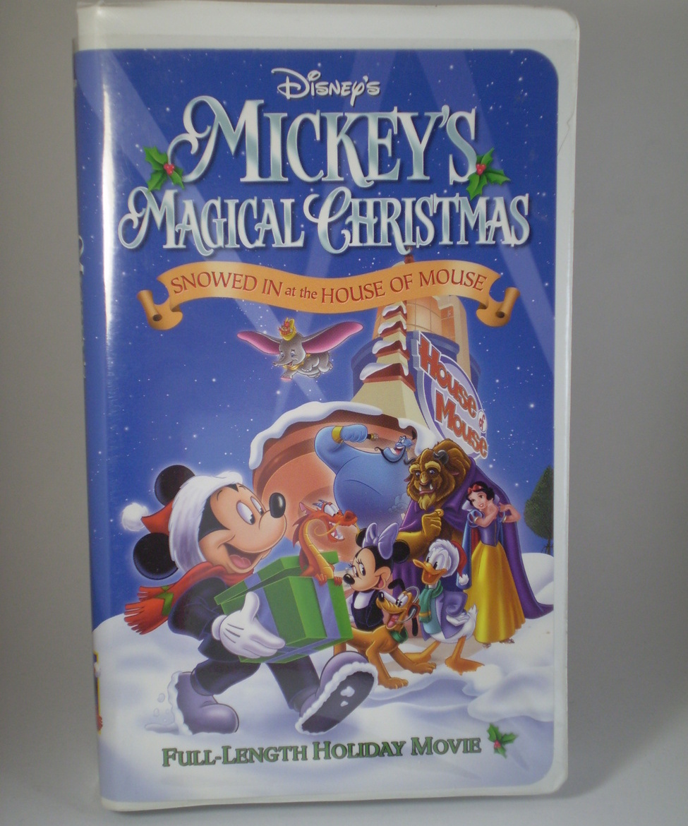 mickeys magical christmas snowed in at the house of mouse the 2001 vhs blue navy warnings late 2000s version sept2011 021 - Mickey Magical Christmas Snowed In At The House Of Mouse