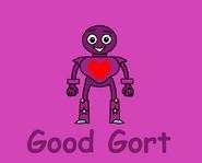 21) Good Gort (Blue-Heax tint Jay)