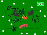 Disney XD Toons Christmas Mr Gus (UK, 2017)