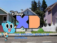 Disney XD Toons The Amazing World Of Gumball Bumper 2012