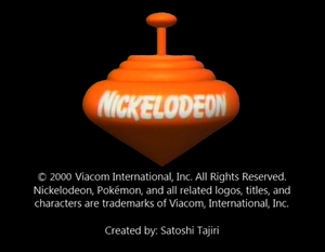 Nickelodeon Logo From Totally Togepi