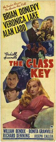 1942 - The Glass Key Movie Poster -1