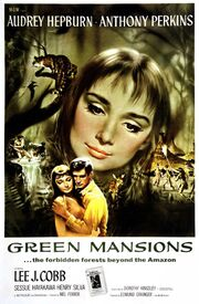 1959 - Green Mansions Movie Poster
