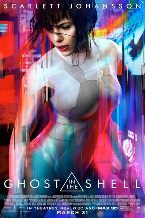2017 - Ghost in the Shell