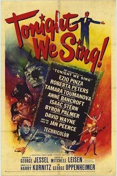 Tonight We Sing (1953)