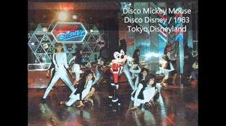 【1983】ディスコ・ミッキーマウス - ディスコ・ディズニーより 東京ディズニーランド