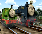 Off to the Steamworks stock footage